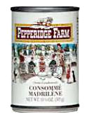pepperidge farm consomme madrilene. i can't find it in stores!