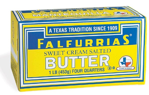 Nanny Insisted On Texas-Made Falfurrias Butter ~ You Should Too!