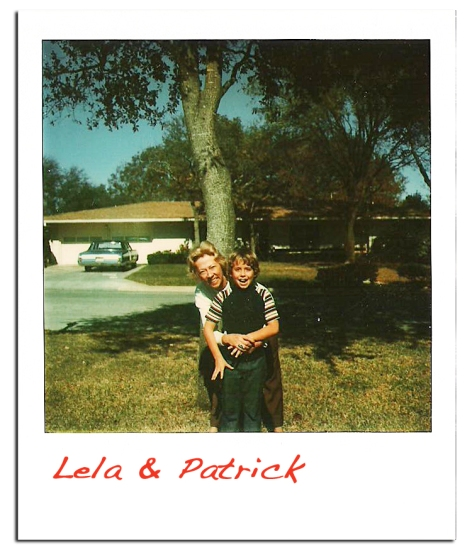 Lela and Patrick. I think it was 1974.