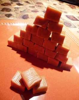 the caramel tower of power