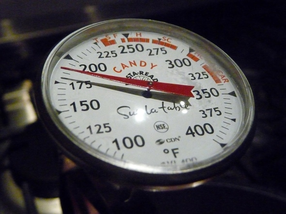 My New Candy Thermometer... Yeah! From Betty's Cook Nook