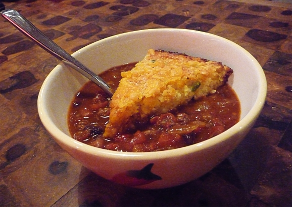 my award-winning pot licker chili recipe