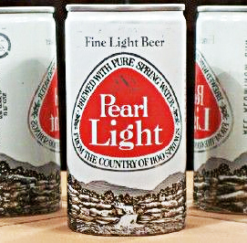 pearl light beer
