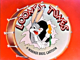 bugs bunny loves carrots and drums