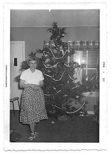 Nanny At Christmastime