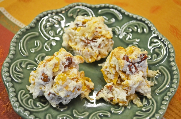 Get Mom's recipe for Pearl's Macaroons
