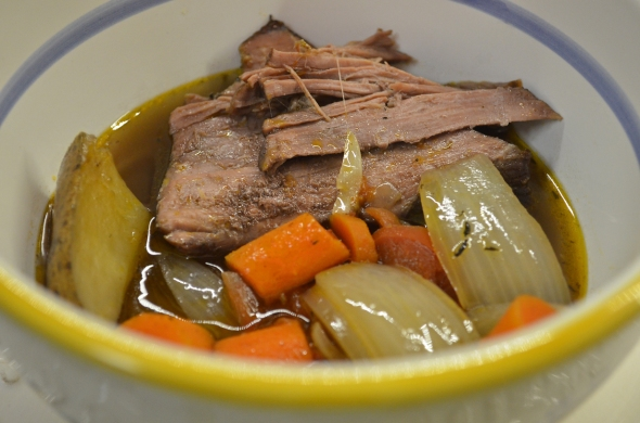 Julia Childs Roast Recipe