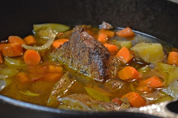Julia Childs Roast Recipe