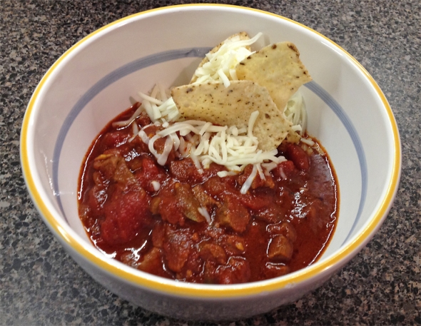 A Texas Style Chili Recipe From Betty's Cook Nook