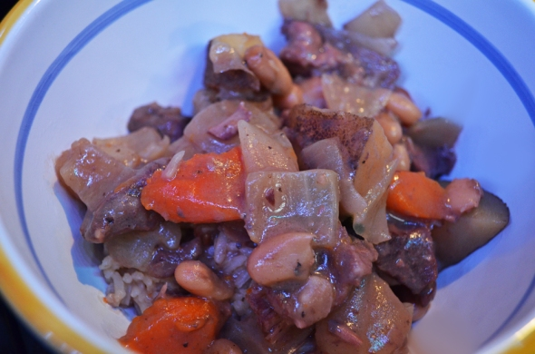 The Stayabed Stew Recipe From Betty's Cook Nook