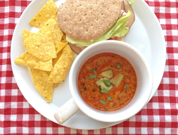 A Chorizo Soup Recipe From Bettys Cook Nook
