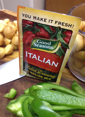 Ingredients For A Broccoli Stew Recipe From Betty's Cook Nook