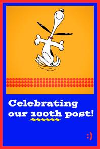 Celebrating Betty's Cook Nook's 100th Recipe