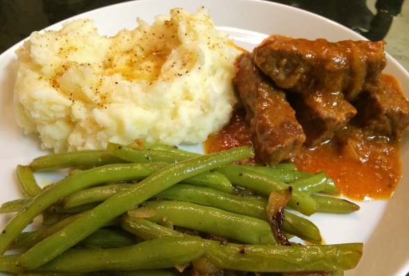 A Swiss Steak Recipe From Betty's Cook Nook