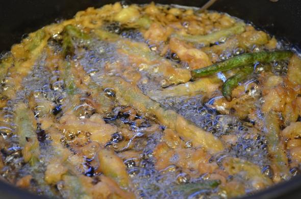 Tempura Battered Green Beans By Betty's Cook Nook