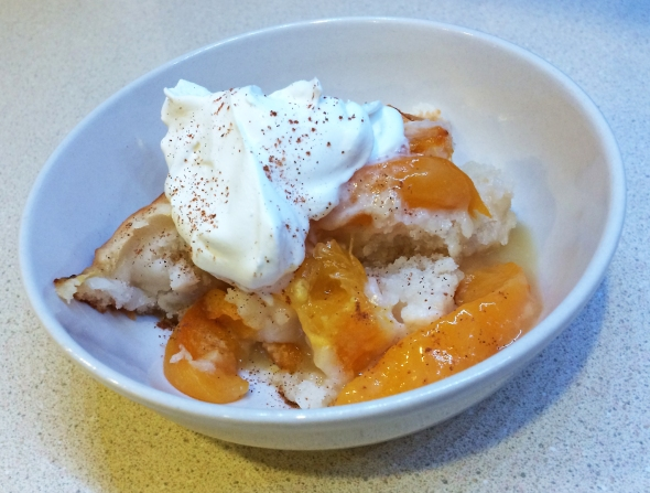 A Fruit Cobbler Recipe From Bettys Cook Nook
