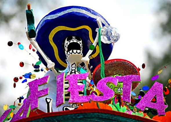 Fiesta San Antonio Picture Credit: Pinterest User: Scarlettpayne99