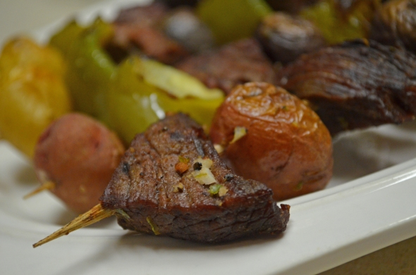 An Anticuchos Recipe From Betty's Cook Nook