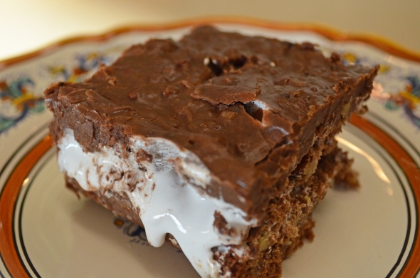 A Mississippi Mud Pie Recipe From Betty's Cook Nook