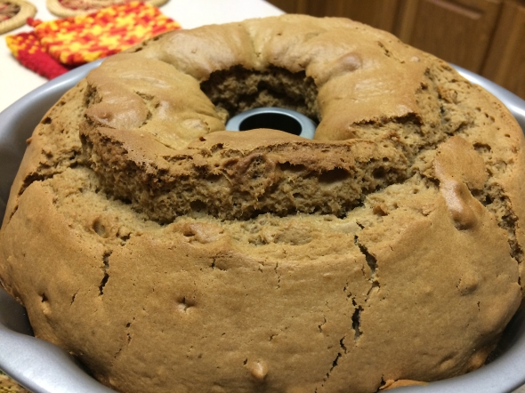 A Texas Praline Cake Recipe from Betty's Cook Nook