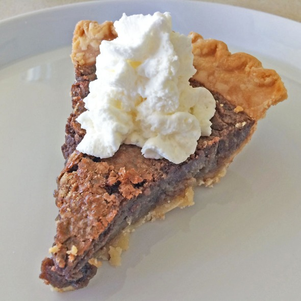 A Fudge Pie Recipe From Betty's Cook Nook