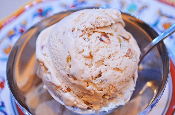 A Pistachio Ice Cream Recipe From Betty's Cook Nook