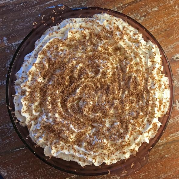 Chocolate Pecan Ritz Pie Recipe From Bettys Cook Nook