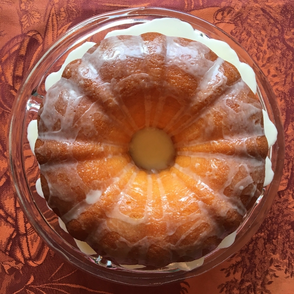 Harvey Wallbanger Recipe Glazed Cake