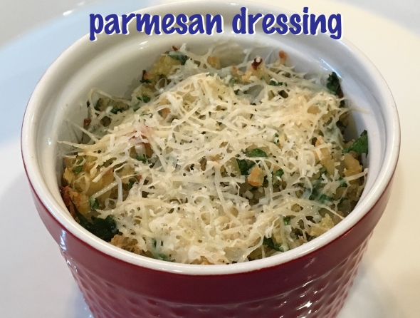 Parmesan Dressing Recipe