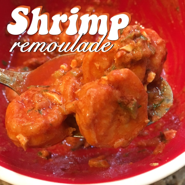 A Shrimp Remoulade Recipe From Betty's Cook Nook