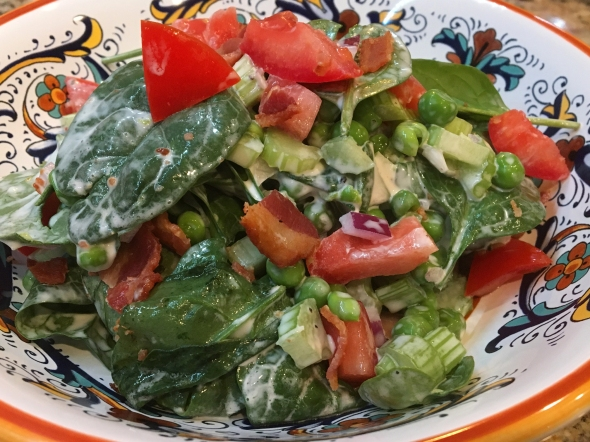 Bootsie's Salad Recipe From Betty's Cook Nook