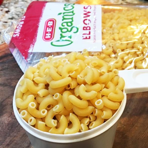 HEB Organics Elbows Macaroni