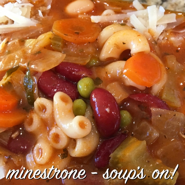 How To Make Minestrone Soup