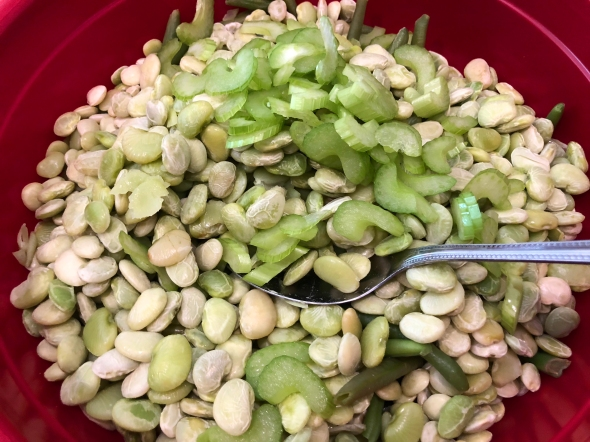 Holiday Bean Salad Recipe