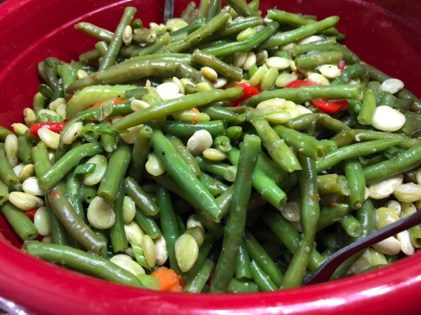 How To Make Holiday Bean Salad