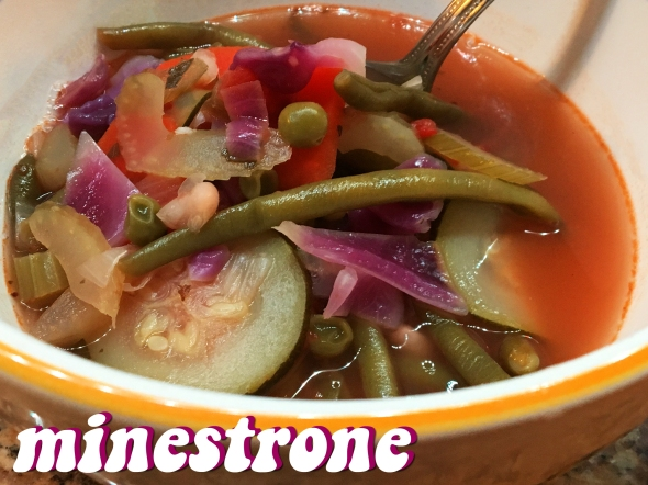 A Minestrone Soup Recipe From Betty's Cook Nook