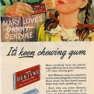 Looks to me like Mary isn't keen on Dentyne *OR* Danny