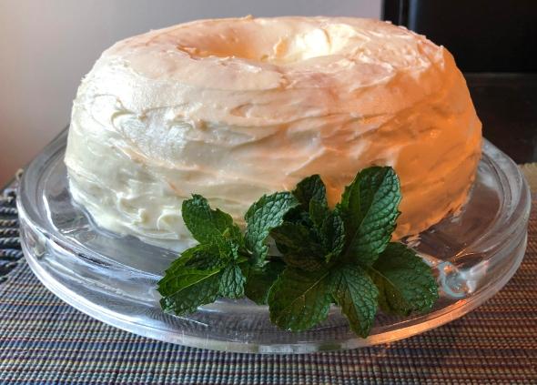 Springtime Cake Recipe