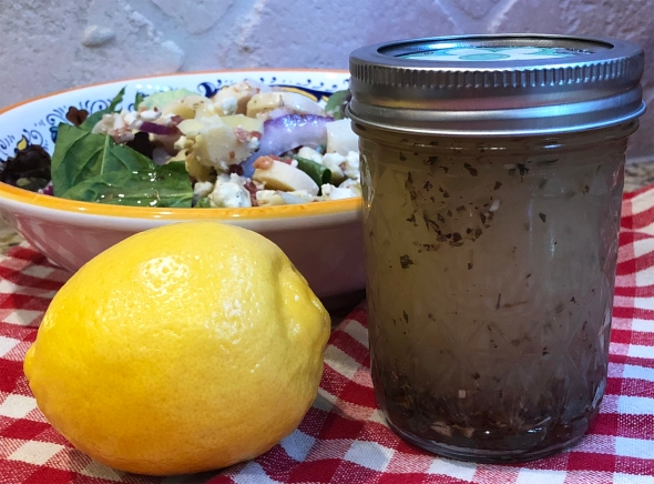 Lemon-Herb Dressing Recipe