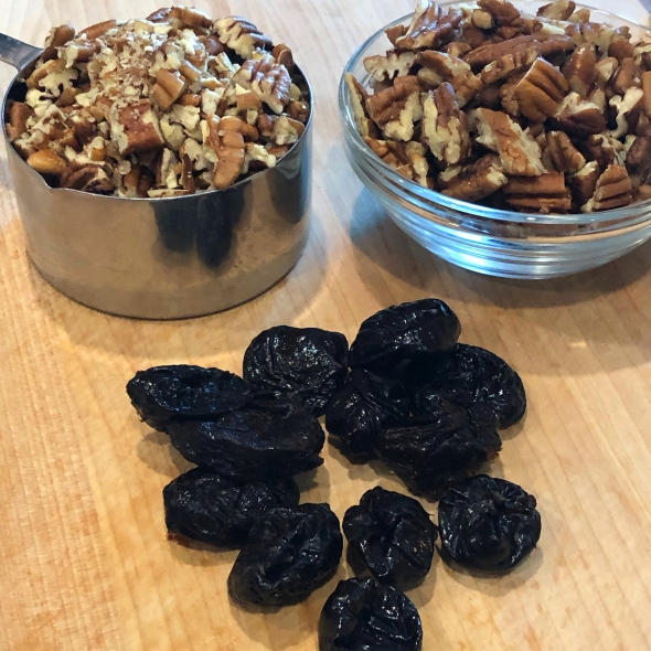 Prune Cake Recipe From Betty's Cook Nook