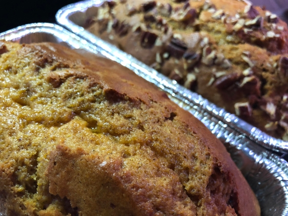 A Pumpkin Bread Recipe From Betty's Cook Nook