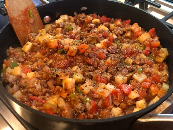 Picadillo Recipe From Bettys Cook Nook