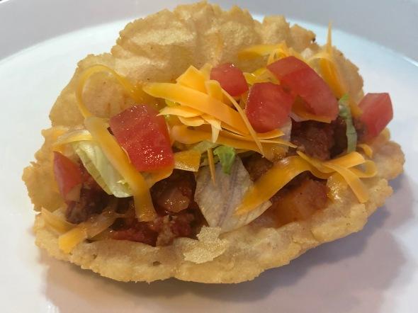 Puffy Taco Recipe