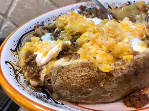 Chili Potato Recipe