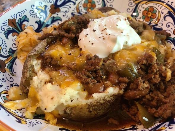 Playboy Chili Potato